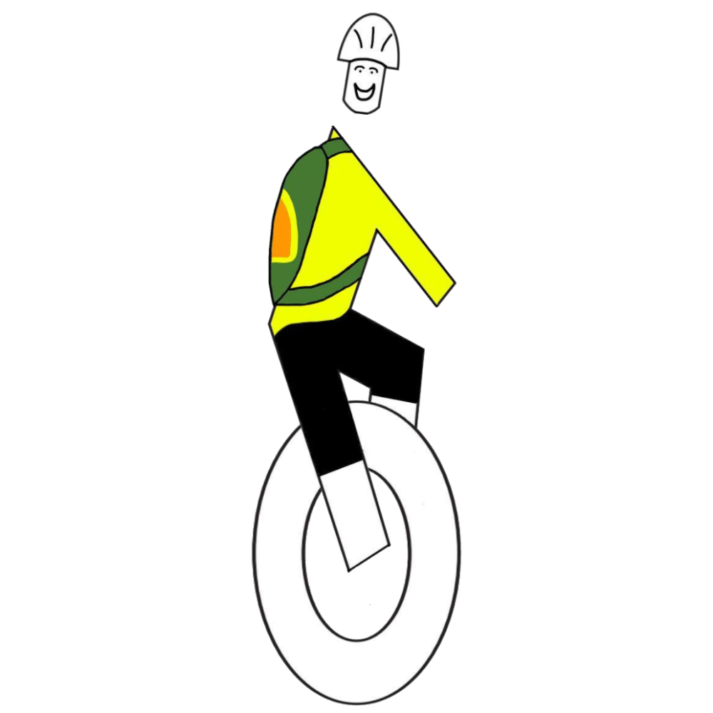 HBLP_Unicyclist